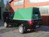 Einzelanfertigung Stahlhardtop L200