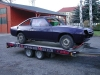 Komplettlackierung Opel Manta