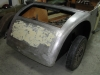 DKW F5 mit Holzchassis